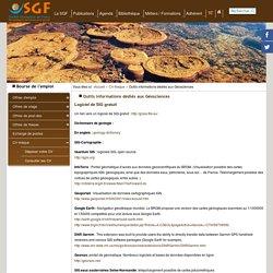 Outils informations dédiés aux Géosciences