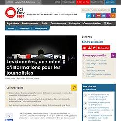 Les données, une mine d'informations pour les journalistes - SciDev.Net Afrique Sub-Saharienne