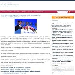 Les informations militaires françaises livrées à la Chine ? Le mauvais contrat de la Défense…