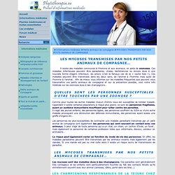 Informations médicales - Phytotherapia.eu