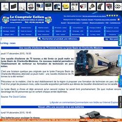 Le blog - news - Informations générales sur les énergies renouvelables