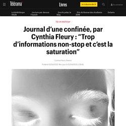 """""""Trop d'informations non-stop et c'est la saturation"""""""