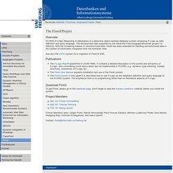 DBIS - Datenbanken und Informationssysteme