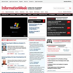 InformationWeek | Business Technology News, Reviews and Blogs