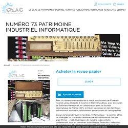 CILAC association nationale au service du patrimoine industriel