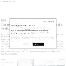 Recette informatique : attention aux procès-verbaux de complaisance !