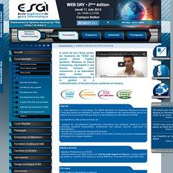 Le bachelor Informatique Systèmes, Réseaux et Cloud Computing