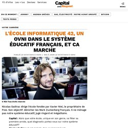 L'école informatique 42, un Ovni dans le système éducatif français, et ca marche - 2
