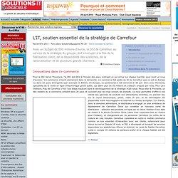 L'IT, soutien essentiel de la stratégie de Carrefour
