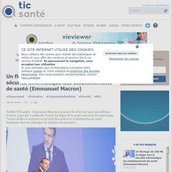 Un fléchage de 350 M€ du Ségur vers la sécurité informatique des établissements de santé (Emmanuel Macron)
