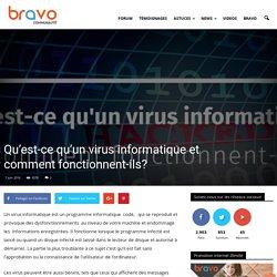 Qu'est-ce qu'un virus informatique et comment fonctionnent-ils?