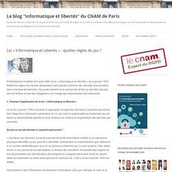 Loi « Informatique et Libertés » : quelles règles du jeu ?