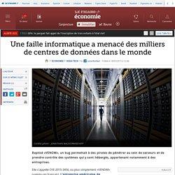 Une faille informatique a menacé des milliers de centres de données dans le monde