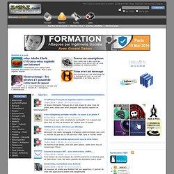 Alertes de sécurité - ZATAZ.COM Journal, Actualité informatique et multimédia