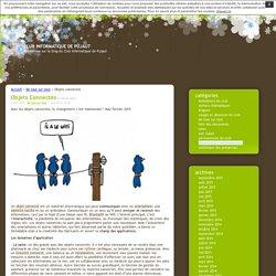 Club Informatique de Pujaut » Objets connectés
