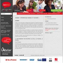 ECODAIR «Informatique durable et solidaire».