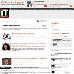 Numérique & Informatique : Toute l'actu technologique sur IT
