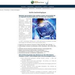 CRITT Informatique - Veille technologique