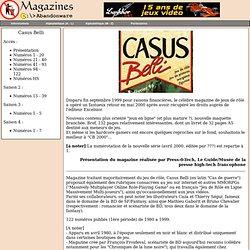 Le site des anciennes revues informatiques - www.abandonware-magazines.org