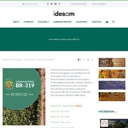 Informativo do Observatório BR-319 – IDESAM