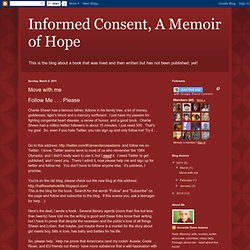 Informed Consent, A Memoir of Hope