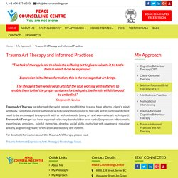 Trauma Art Therapy and Informed Practices Programs