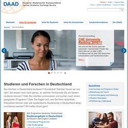 Als Ausländer in Deutschland studieren