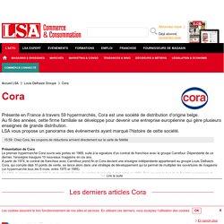 Cora : News et infos sur l'enseigne d'hypermarché - LSA Conso