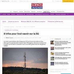 9 infos pour tout savoir sur la 5G