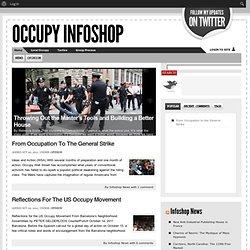 Occupy Infoshop