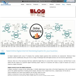 Maco Infotech Blog: Web Development,SEO,Sales, Accounts, Website Design
