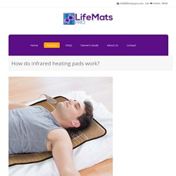 There are many infrared heating pad benefits