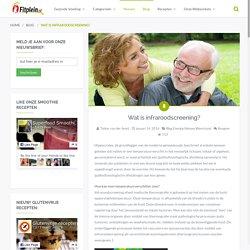 Infraroodscreening - Welkom bij Fitplein.nl