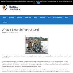 What is Smart Infrastructure? - ISN Conference