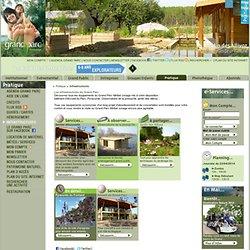 Infrastructure, sentier, découverte, équipement, bâtiment, observatoire, Pyracorde, Jardin Allivoz sur Lyon - Grand Parc Miribel Jonage
