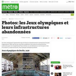 Photos: les Jeux olympiques et leurs infrastructures abandonnées