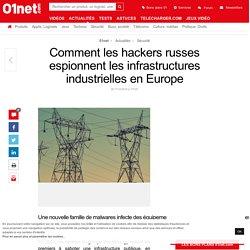Metz_Julien Comment les hackers russes espionnent les infrastructures industrielles en Europe
