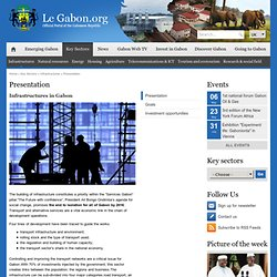 The Official Portal of the Gabonese Republic