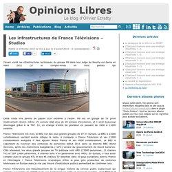 Les infrastructures de France Télévisions – Studios