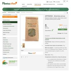 Simples - Hierbas Infusiones - ARTEMISA - Artemisia annua - Pàmiesvitae