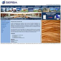 SERBA BET / Ingenierie Batiment Bureau d'etudes Structures Etudes beton arme charpente bois et lamellé collé et metallique