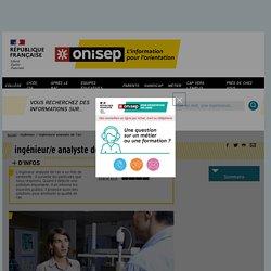 ingénieur / ingénieure analyste de l'air - Onisep