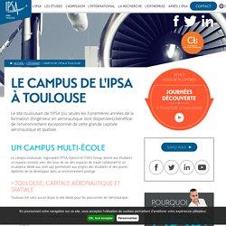 Toulouse - Ecole d'ingénieurs aéronautique et spatiale