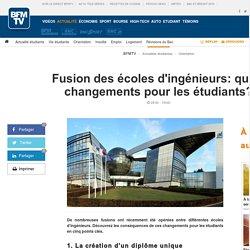 29/02 Fusion des écoles d'ingénieurs: quels changements pour les étudiants?