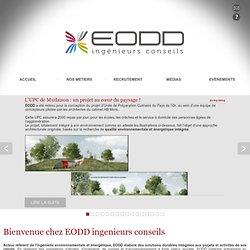 CSD Ingénieurs + / Un groupe européen de conseil et d'ingénierie de l'environnement