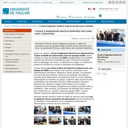 26/02 SeaTech renforce ses liens avec l'industrie