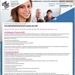 CFE CGC : Le syndicat au service exclusif des cadres, ingénieurs, techniciens, agents de maitrise et force de vente - Le syndicat groupe RATP