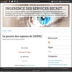 2004 Enquête AIPAC pour espionnage