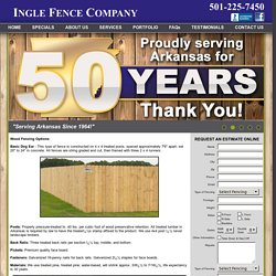 Wood Fencing and Gate Contractor