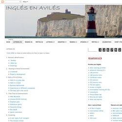 Inglés en Avilés: LISTENING B2